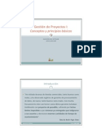 [IS3-2008-09]Gestion de Proyectos_Parte I
