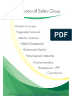 Brochure Occupational Safety Group