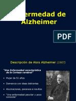 Alzheimer Grado