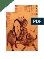 Lao Tse,  Confúcio e Bodhidarma