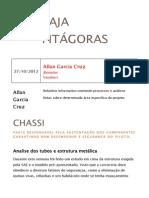 Relatorio Chassi