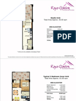 RGC Unit Floor Plan