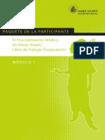 2 - MSMP Mod 1 Trainee Workbook MSMP