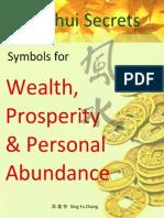 feng shui secrets wealth symbols