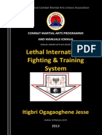 007_lethal International Fighting %26 Training System