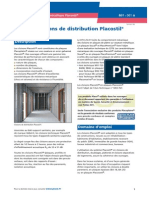 Cloisons Distribution Placostil A