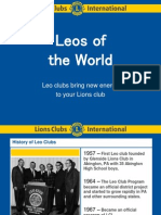 Leo History