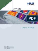 Flir e25 Manual