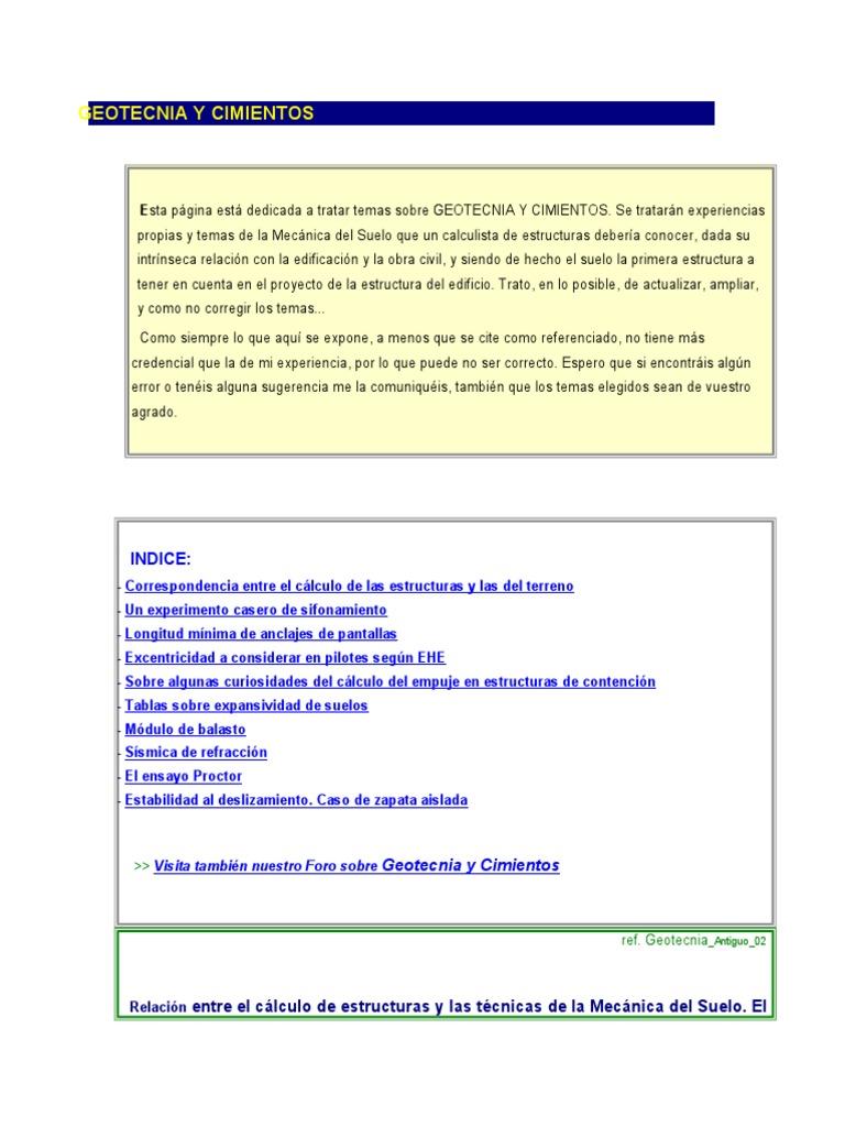 Geotecnia Y Cimientos 1 Doc