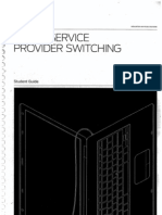 Junos Service Provider Switching