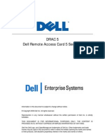 Dell Remote Access Controller 5 Security