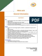 Nitric Acid General Information v1