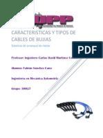Caracteristicas y Tipos de Cables de Bujias