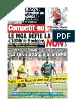 Edition du 23 septembre 2009