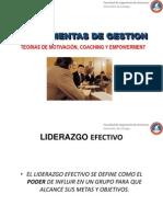 TEORIAS DE MOTIVACIÓN, COACHING Y EMPOWERMENT.ppt