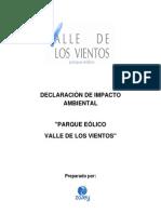 Bcf DIA Parque Eolico Valle de Los Vientos