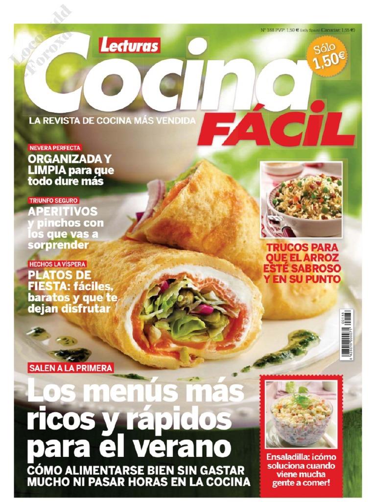 Cocina Facil Y Barato Stunning Sin Tiempo Para Cocinar Recetas