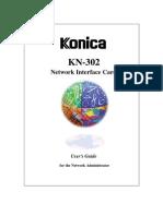 Network Interface Card KN302