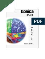 Print Controller IP411