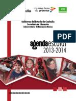 Agenda Escolar 2013-2014