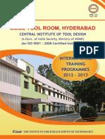 International Training Programmes 2012 13