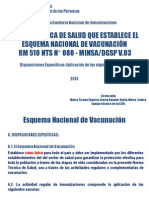 4 Arequipa -4.  ESNI - Nuevo Esquema de Vacunación-Disp Esp vacunas  20 8 2013