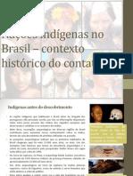 nações indígenas no brasil - slide 2