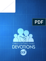 Christ Centered Family Devotions