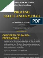 1. Proceso Salud Enfermedad