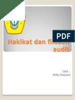 Hakikat dan filosofi audit.pptx