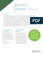 Six Keys to Price Planning Whitepaper