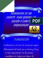 Planeacion de Un Evento