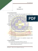 Bab I-III Makalah Pensinyalan Sel (Kelompok 1)