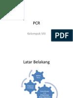 PCR klp 8