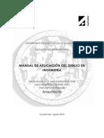 tesis manual de aplicación del dibujo en ingeniería