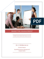 Download Marketing Management Notes