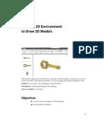 Create 3D Environment