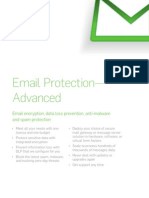 Sophos Email Protection Advanced Dsn A