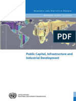 Public Capital, Infrastructure and Industrial Development