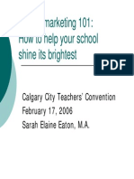 CC Teachers Convention 2006 Eaton