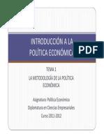 Hutchison - No hay nada de subjetivo o deshonesto en trabajar con premisas de valor explícitas - La Metodología de la Política Económica.pdf