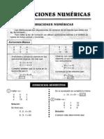 Distribuciones Numericas