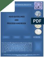 AICTE - Final AQIS Process Handbook 1