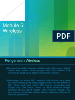Tutorial About Wireless cisco modul ke 5