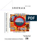 Revista Arenas 28