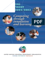Industrial Development Report 2002-2003