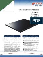 SF Datasheet Espanol