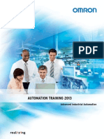 Training Brochure 2013
