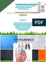 Cor Pulmonale Completo