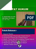 FILSAFAT HUKUM .Ppt; Power Point